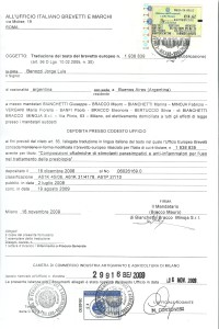 Patente italiana